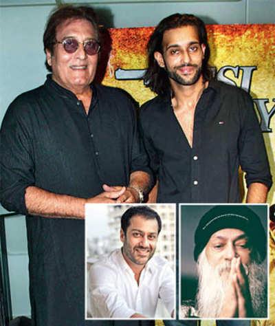 Vinod Khanna to spin off a franchise on Osho
