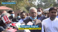 'BJP maligns protest': CM Bhupesh Baghel on farmers' protest