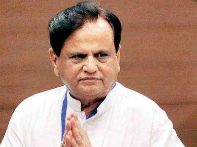 Bharuch is Chhotu si baat for Cong's Ahmed Patel