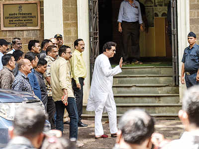 Raj Thackeray grilled by ED for over 8 hours, denies wrongdoing