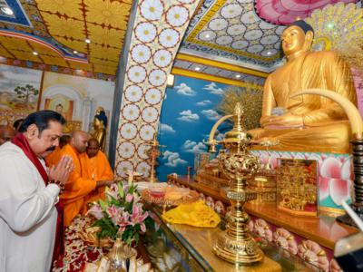 Coronavirus Scare: Sri Lanka suspends Buddhist pilgrimage visits to India