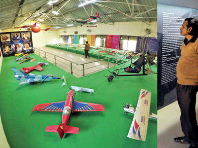 Aviation Gallery gathers dust