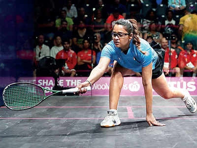Dipika Pallikal: It is scary to see where squash will be in the next few years