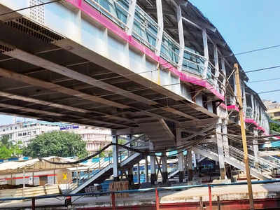 WR to replace old, rickety footbridges in a year