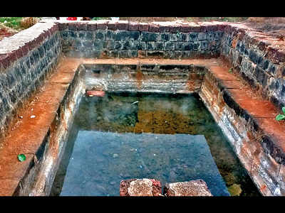Maha hot springs facing extinction