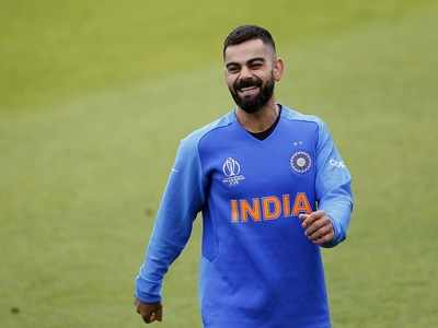 Cricket World Cup 2019: Virat Kohli, MS Dhoni, Hardik Pandya and Yuzvendra Chahal sport new looks ahead of Afghanistan clash