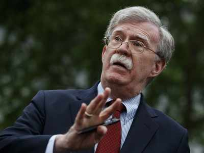 US: Donald Trump ousts John Bolton from post of national security advisor