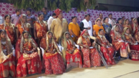 Vadodara: 18 specially-abled couples tie the knot in mass-marriage ceremony
