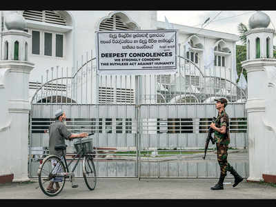 Lanka mosques may be targets: Intel