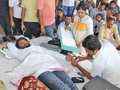 Hardik loses 1kg, contracts infection