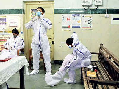 Mumbai: Covid-19 hospitals run out of PPE kits as BMC fails to place orders
