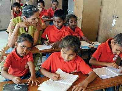 Western Railways sends notice to School for poor kids, may be demolished to make way for broad gauge track