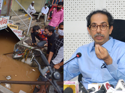 CM Uddhav Thackeray asks officials to be alert amid rain prediction as 48 died in three day