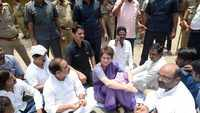 Haven't done anything wrong, Priyanka Gandhi determined to meet Sonbhadra clash victims