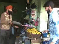 Sale of seasonal products increase in Poonch