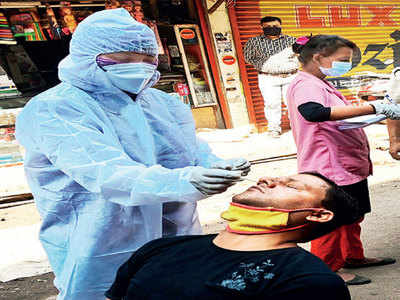 Mumbai: City's weekly COVID fatality rate drops to 1.87 per cent