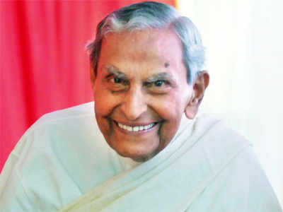 JP Vaswani: Spiritual leader with depth of knowledge and character