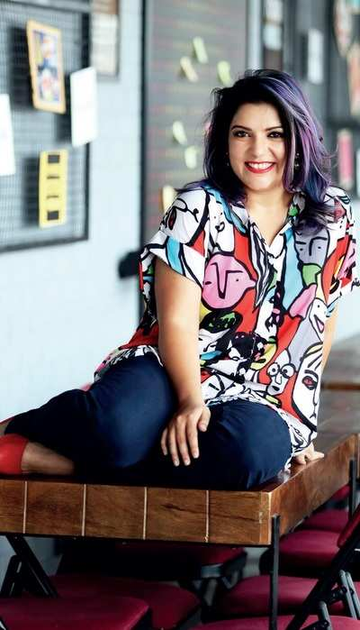 Small talk with Aditi Mittal: In the business of laughs