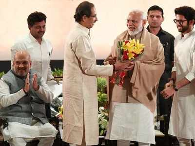 Maharashtra Lok Sabha Elections 2019 Result Highlights: Setback for Congress-NCP; Fadnavis calls on Uddhav to celebrate victory