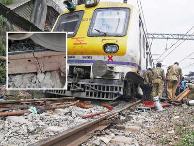 Mumbai Rail Fractures: Central Railway blames 'extreme weather', larger network, but ex-GM says lack of maintenance is the biggest cause of disruptions