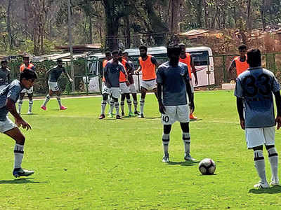 ARA FC eyeing three points, take on FC Goa