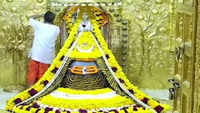 Darshan at Shree Somnath temple