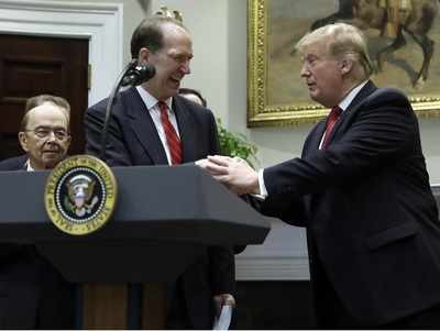 Trump nominates David Malpass for World Bank president