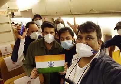 AI flight brings back 119 Indians, 5 foreigners from coronavirus-hit Diamond Princess ship in Japan