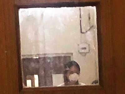 China Airlines air hostess quarantined