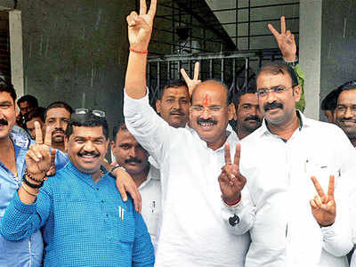 It may be no show for NCP from Pimpri-Chinchwad this poll season