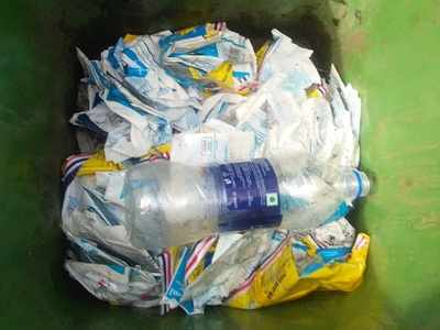 South Mumbai residents collect over two lakh used milk bags for recycling