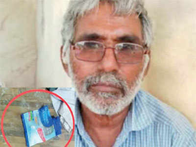 No land allotted, Dalit man poisons self