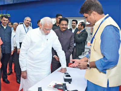 Innovate, or else you will stagnate: Narendra Modi