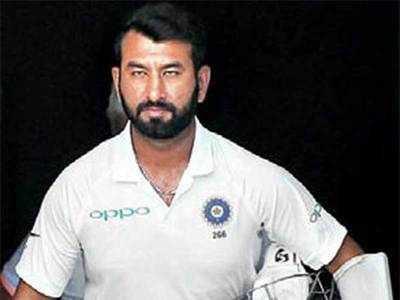 Cheteshwar Pujara hailed for reviving the dying art of defensive Test batting