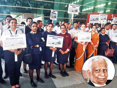 Hopeful of Jet revival, 'difficult period' to see employees suffering due to non-payment of salaries: Promoter Naresh Goyal
