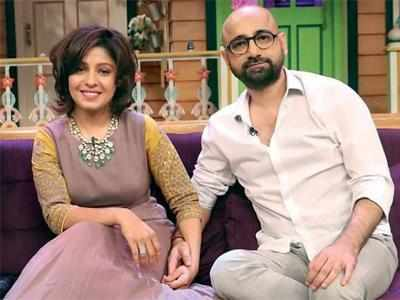 Singer Sunidhi Chauhan gives birth to baby boy