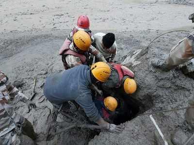 Uttarakhand glacier burst live updates:  7 bodies recovered, 170 missing after avalanche