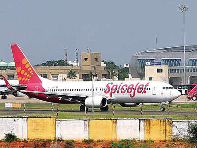 SpiceJet ends contract of the pilot with 37 years of experience, while on leave