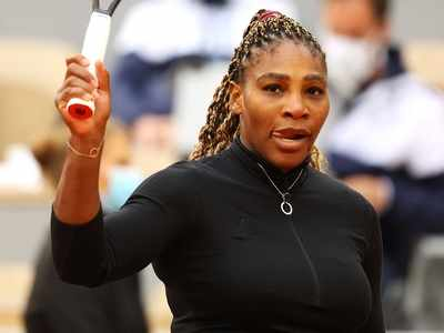Serena Williams pulls out of French Open with Achilles injury