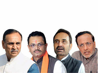 Gujarat Election Results 2017: fate, prestige, political careers of many bigwigs at stake