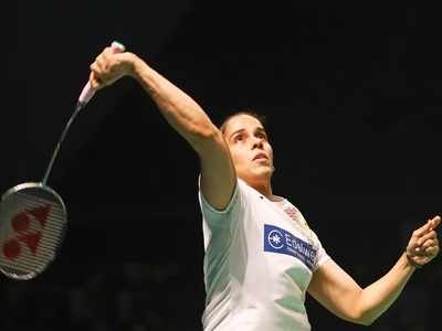 French Open: Saina Nehwal knocked out by Korean teenage star An Se Young