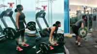 Anushka Sharma, Virat Kohli's workout videos will give you serious fitness goals