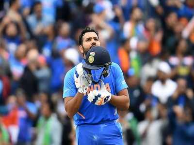 Cricket World Cup 2019: India beat Pakistan by 89 runs via DLS method; Rohit Sharma scores second century of tournament
