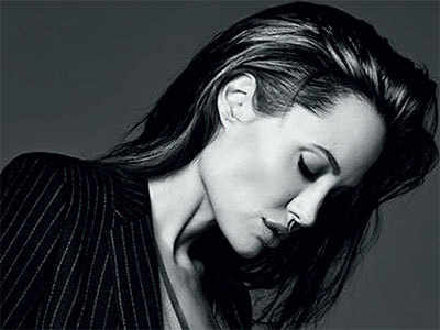 Angelina Jolie says she thought 'By the Sea' would help her and Brad Pitt's marriage