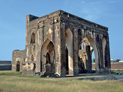 Encroachers have breached 48 monuments in Karnataka