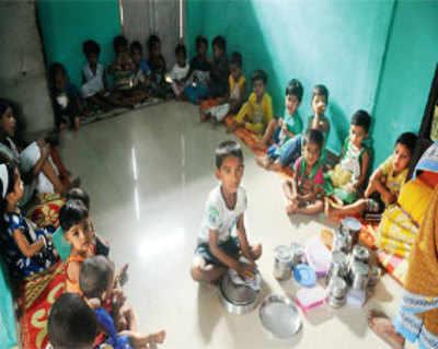 City's slums get 20 affordable crèches