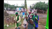 'Chandan Utsav' held on death anniversary of Hazrat Alisha Khadri