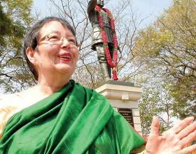 'To have an iconic dad is, of course, difficult' says Anita Bose Pfaff, Netaji Subhash Chandra Bose's daughter