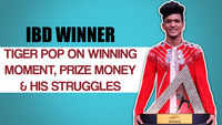 India's Best Dancer season winner Tiger Pop: Want to buy a house for my parents with the prize money