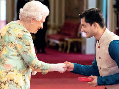 Three social entrepreneurs felicitated by British queen at Buckingham Palace in final year of Young Leaders Awards programme